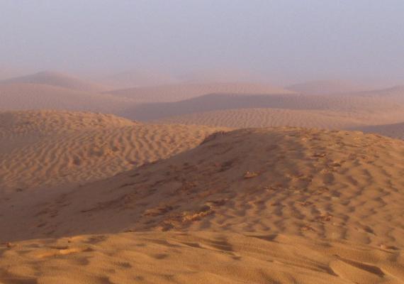 Obszary chronione w Tunezji