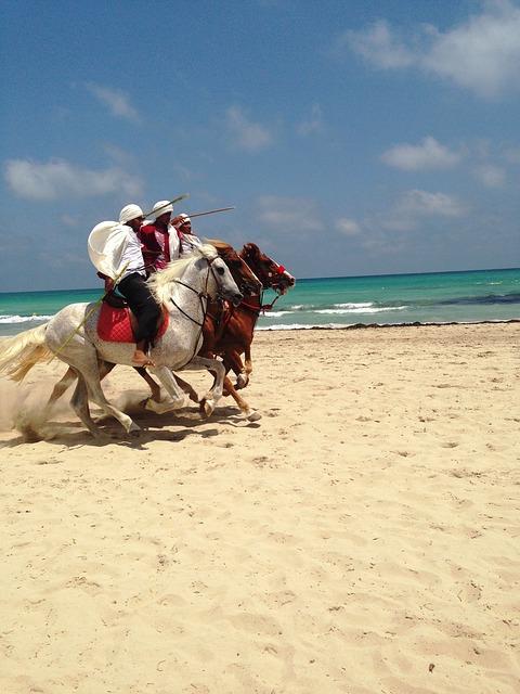 Tunezja - Plaża