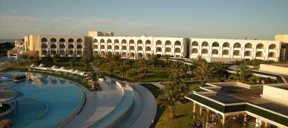 Nadmorski kurort w Tunezji