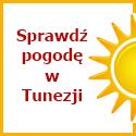 Aktualna pogoda w Tunezji